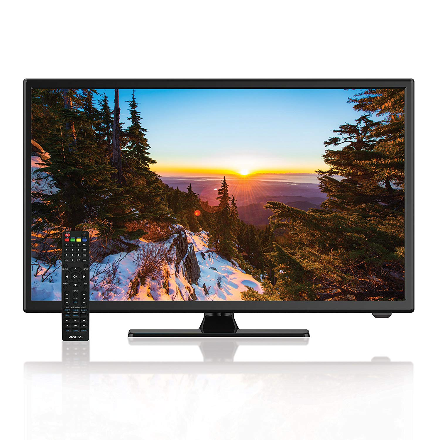 An image related to AXESS TVD1805-22 22-Inch HD LED TV