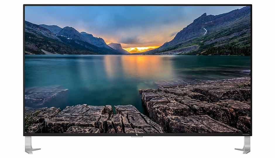 An image of LeEco Super4 Super4-X50 50-Inch HDR Slim Bezel 3D 4K LED TV