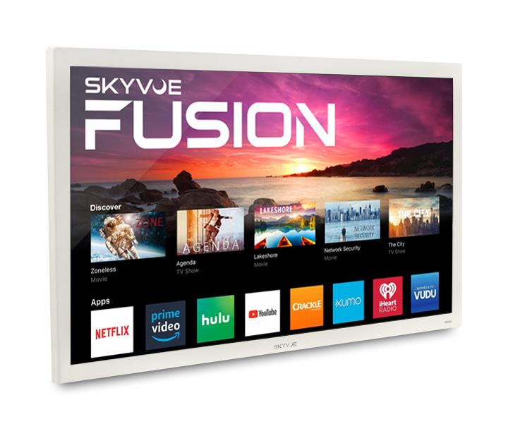 An image of Skyvue FSN-7018-4K 70-Inch HDR 4K Outdoor 120Hz TV