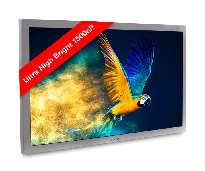 An image of Skyvue R-NXG-49150-FS 49-Inch HD LED Outdoor TV | Your TV Set