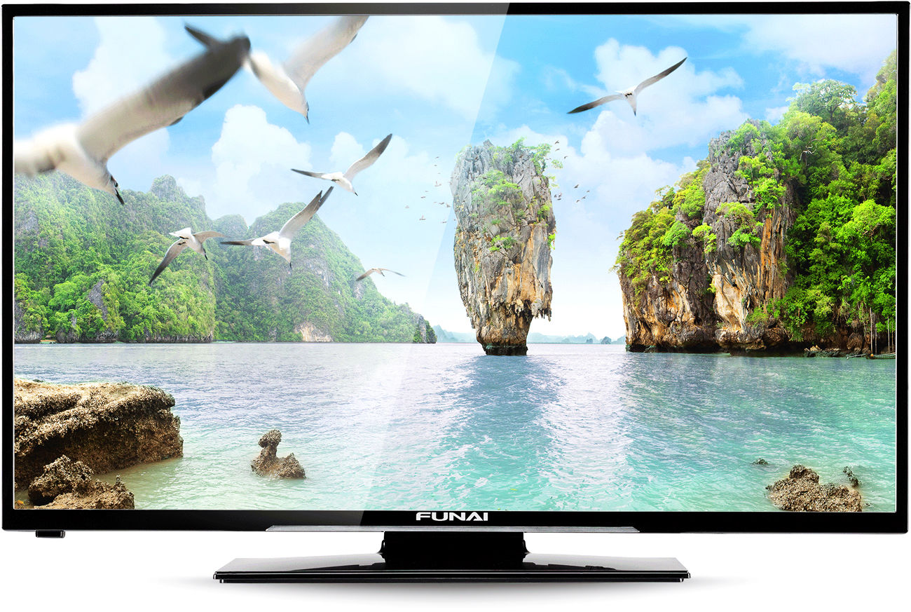 An image related to Funai 40FDB7555/10 40-Inch FHD LED TV