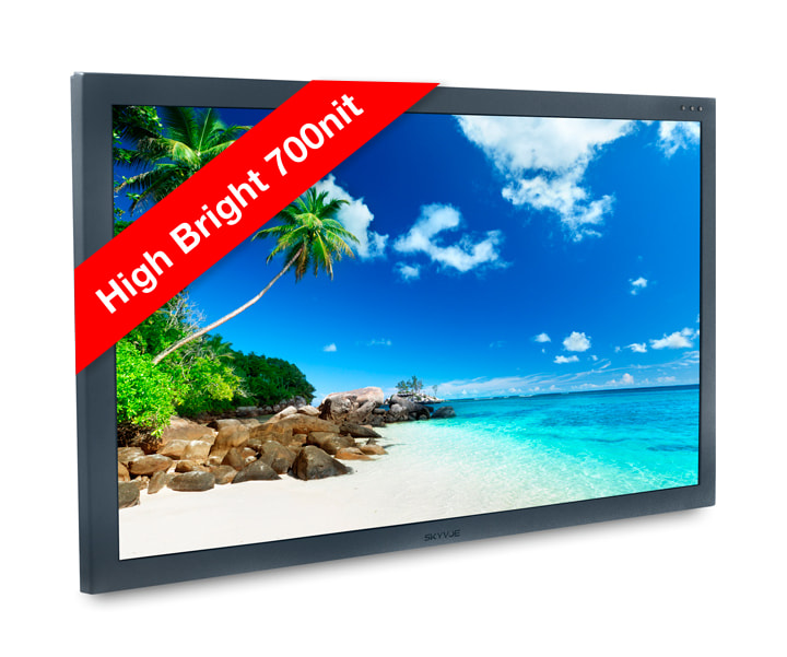 An image related to Skyvue R-NXG-4970-PS 49-Inch FHD LED Outdoor TV