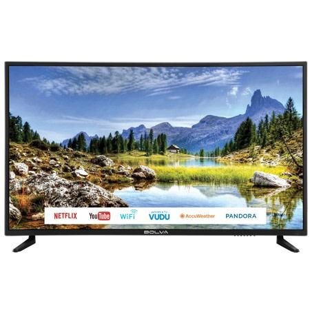 An image of Bolva TV55SVL01 55-Inch HDR 4K LED 60Hz TV