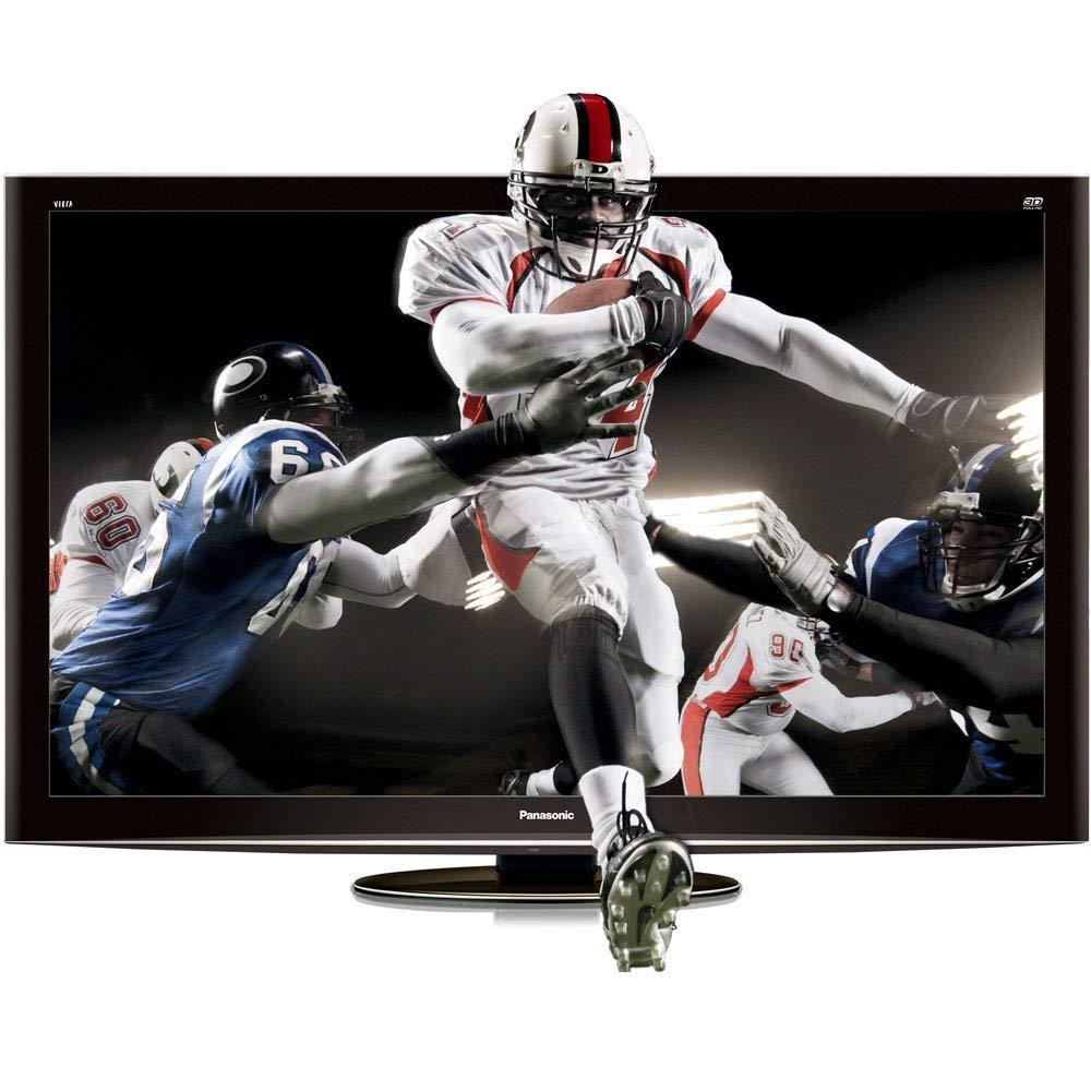 An image of Panasonic TC-P50VT25 50-Inch 3D HD Plasma TV