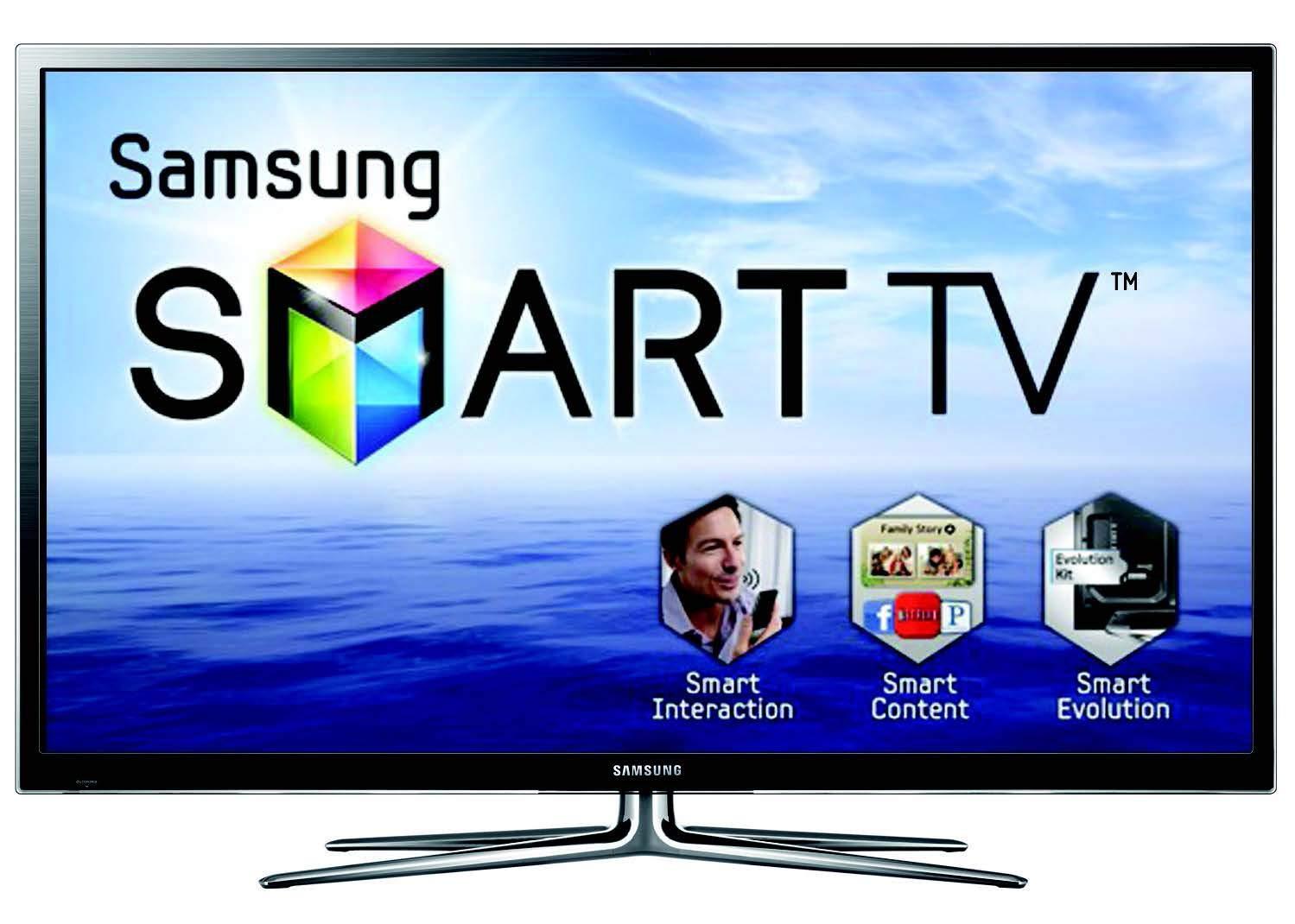 An image of Samsung PN64E8000 64-Inch 3D HD Plasma Smart TV