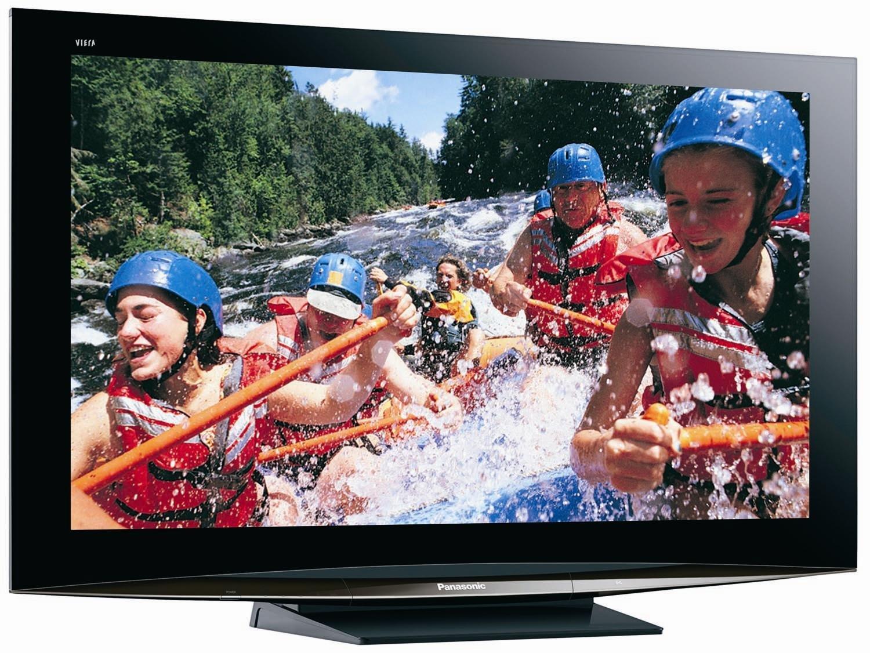 An image of Panasonic TH-50PZ800U 50-Inch HD Plasma TV