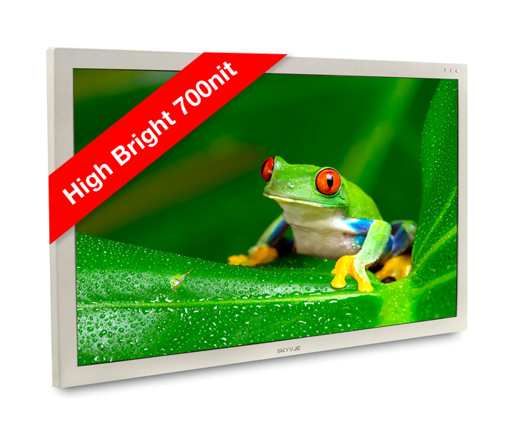 An image related to Skyvue R-NXG-5570-PS 55-Inch LED Outdoor Smart TV