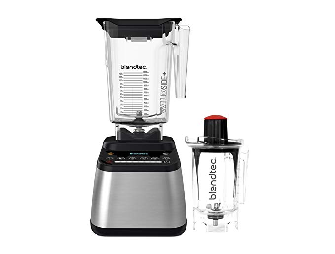 Blendtec D725c3216a1a Amazon Stainless Steel 100 Speed Baby