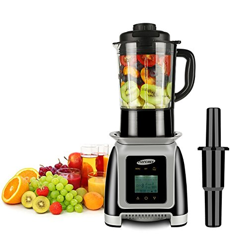 #4 rated in baby food: Juschef Black 9-Speed Baby Food Professional Blender, scored 84/100