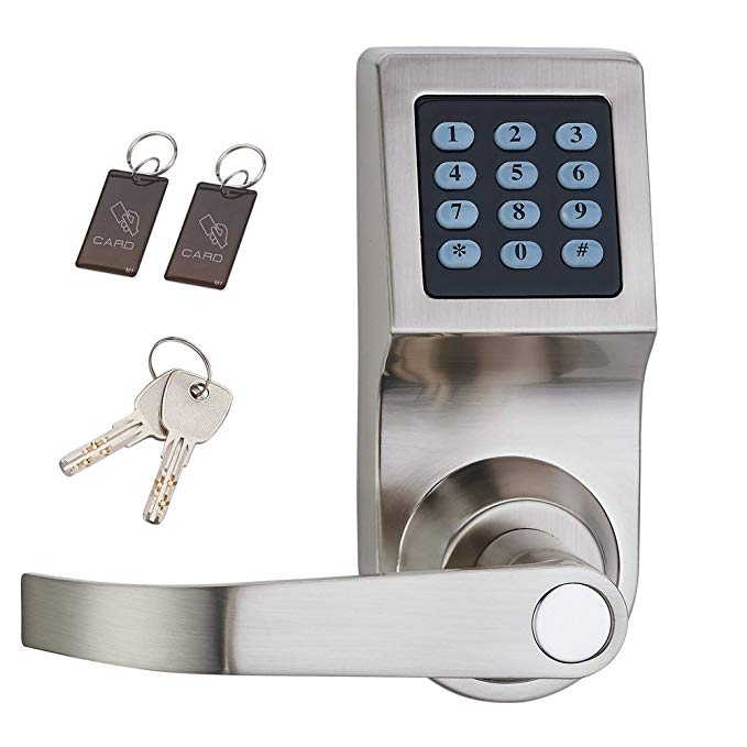 An image related to HAIFUAN 6300 Bedroom Lock