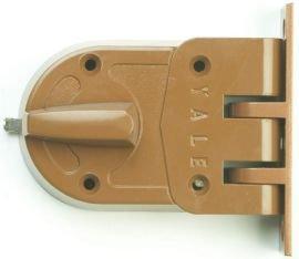 An image of Assa Abloy 197F Zinc Alloy Brass Door Lock | Door Lock Guide