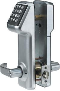 An image related to Marks IQ1L/26D Satin Chrome Lock
