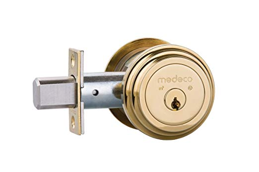An image related to Medeco 11TRx03 05 Brass Lock