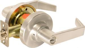 An image of Dorma CL853 Stainless Steel Satin Lock | Door Lock Guide