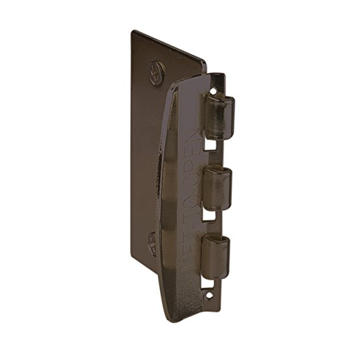 An image related to Gatehouse U 10321-L Steel Bronze Lock