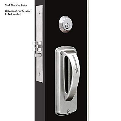 An image of TownSteel MRX-A-02-630-RH Privacy Stainless Steel Lever Lockset Door Lock | Door Lock Guide