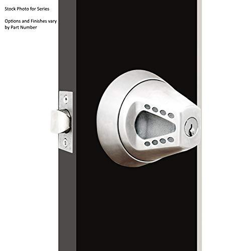 An image of TownSteel CRX-K-76-630 Privacy Satin Lever Lockset Door Lock | Door Lock Guide