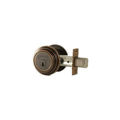 An image of Medeco 11TR50310 Black Lock | Door Lock Guide