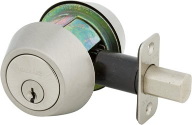 An image related to Callan G2KA2101 Nickel Satin Door Lock