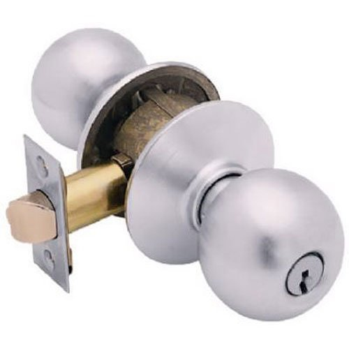 An image related to Weiser F51A ORB 626 Satin Chrome Lock