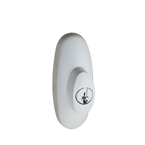 An image related to Andersen 2573078 Patio White Lock