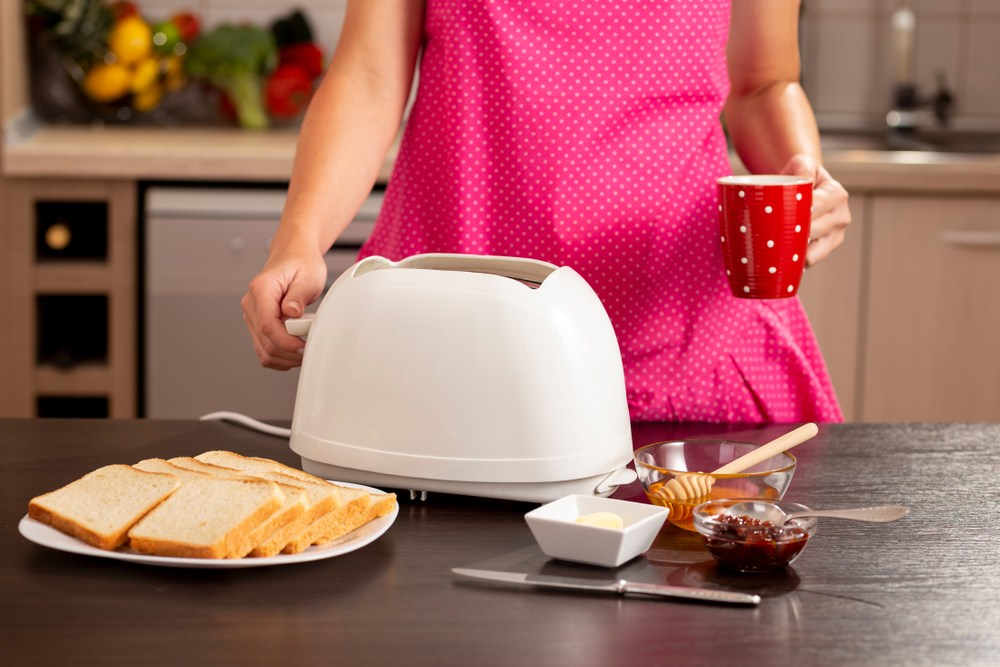 An image related to Cheap Plastic Toasters