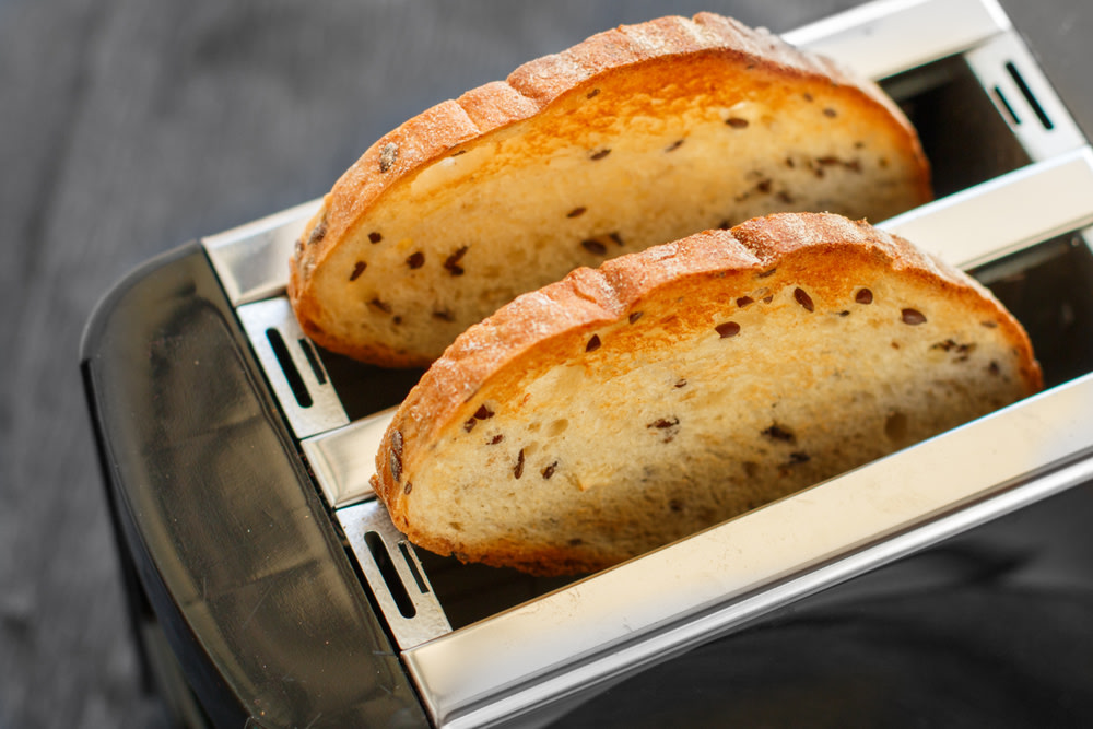 An image related to Top Continental Electric 2-Slice Toasters