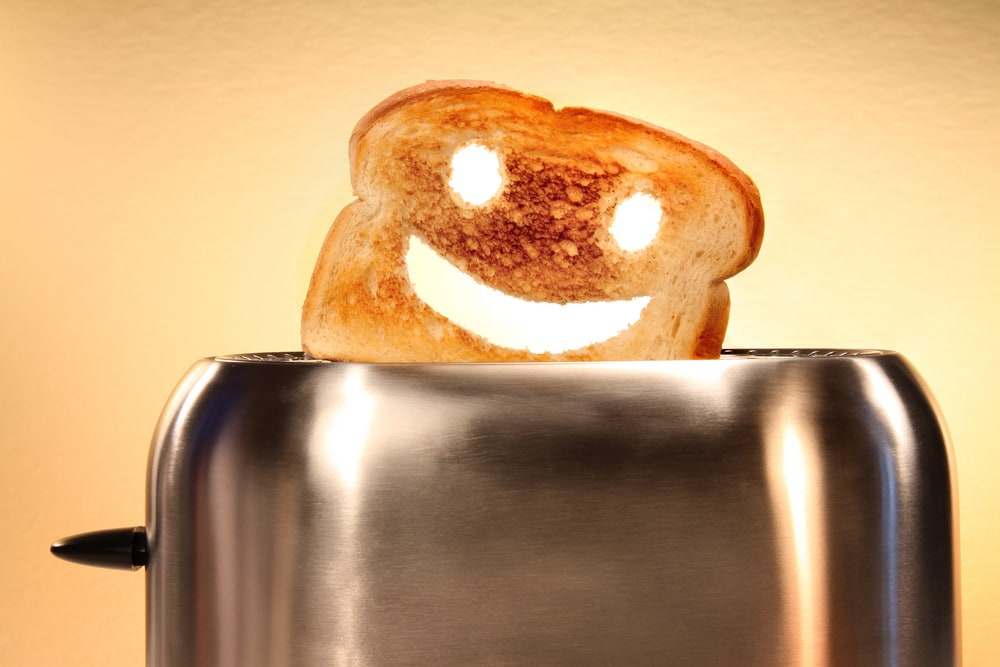 An image related to Top Fortune Candy Stainless Steel Toasters