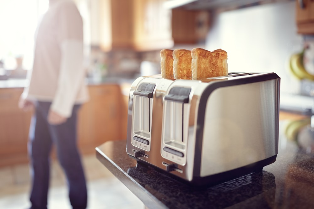 An image related to Top Breville 4-Slice Toasters