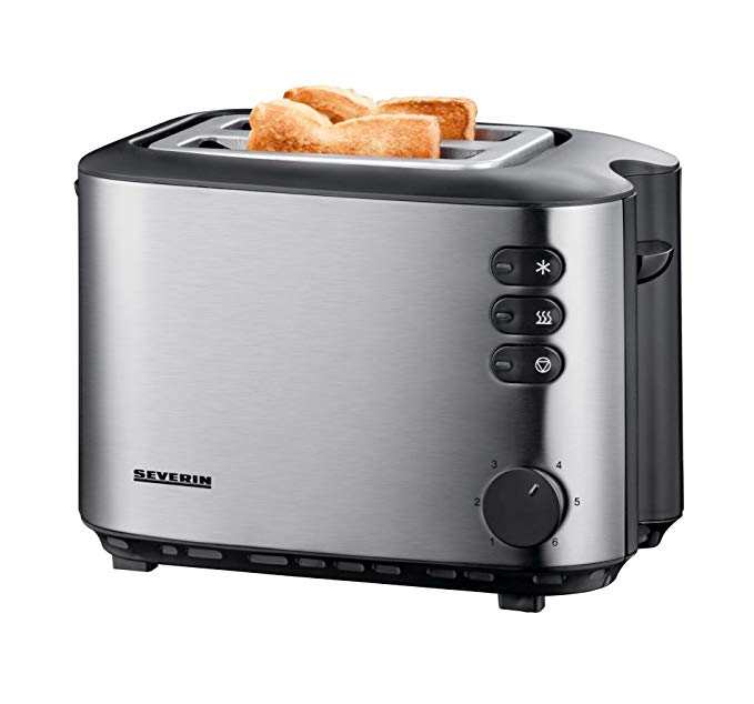 An image of Severin 850W 2-Slice Toaster | The Top Toasters