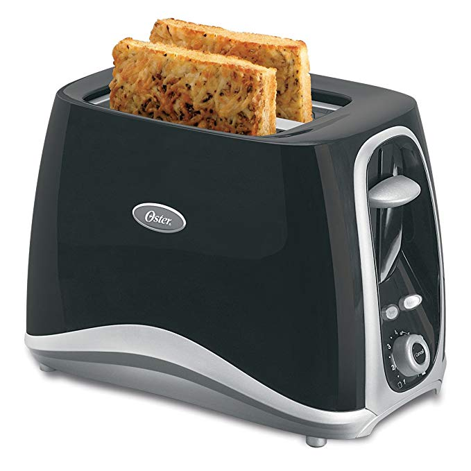 An image related to Oster K565 2-Slice Black 7-Mode Toaster