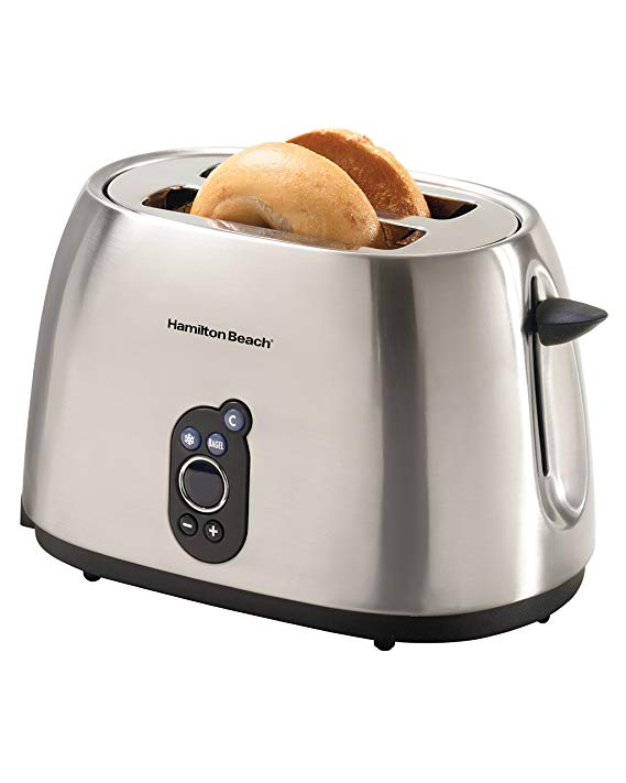 An image related to Hamilton Beach 2-Slice Wide Slot Toaster