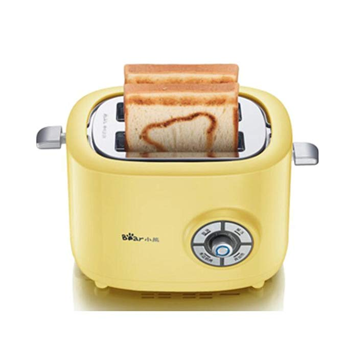 An image of BEAR 650W 2-Slice 6-Mode Wide Slot Toaster