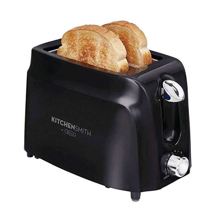 An image related to BELLA 2-Slice Wide Slot Toaster
