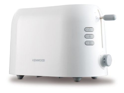 An image related to Kenwood 900W 2-Slice Modern White 6-Mode Cool Touch Toaster