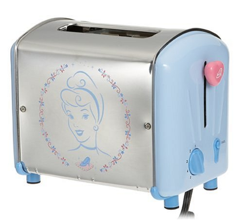 An image related to VillaWare Stainless Steel Cinderella 2-Slice Classic 5-Mode Wide Slot Toaster