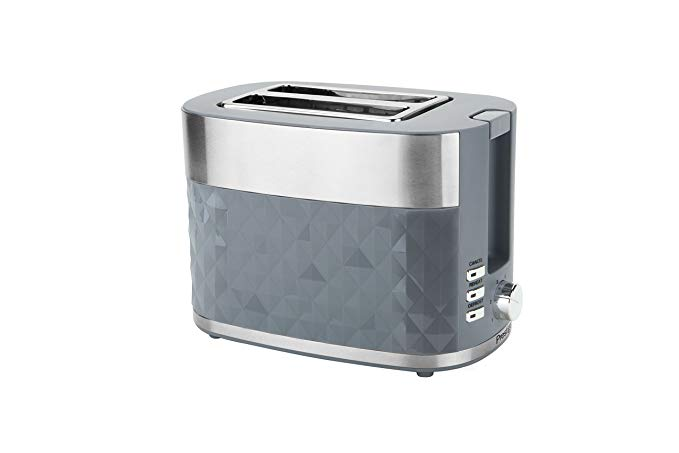 An image related to Prestige 2-Slice Gray 6-Mode Toaster