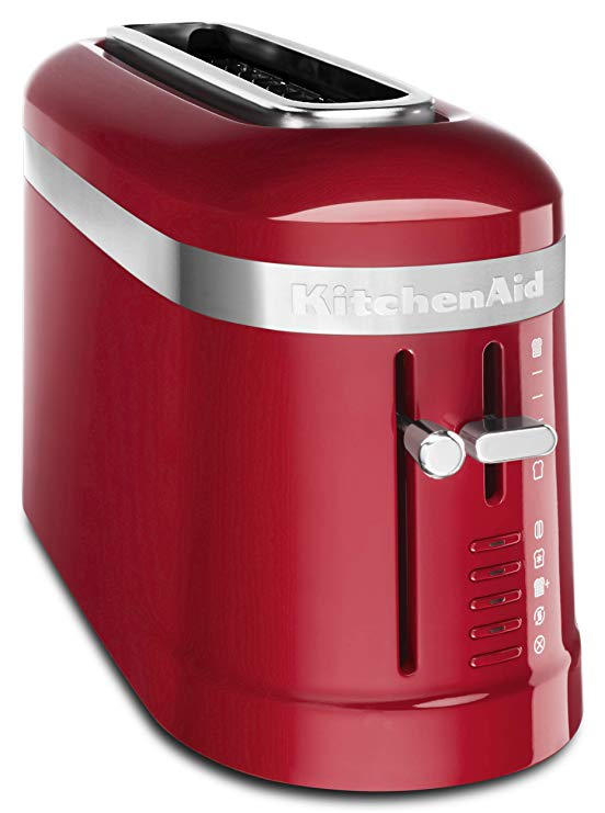 An image related to KitchenAid 2-Slice Empire Red Long Slot Toaster