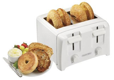 An image of Hamilton Beach 4-Slice Cool Touch Toaster