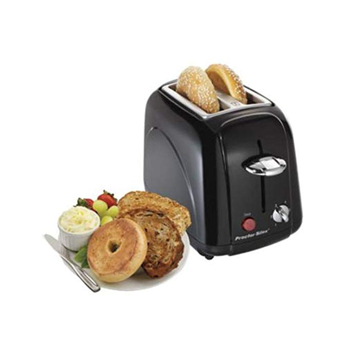 An image related to Proctor Silex 2-Slice Cool Touch Wide Slot Toaster