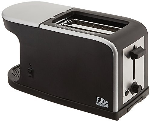 An image of Elite Cuisine 2-Slice 7-Mode Cool Touch Wide Slot Toaster