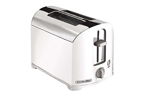 An image related to Proctor Silex 22632 2-Slice Silver Cool Touch Toaster