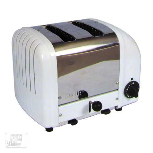 An image related to Dualit CBT-2 2-Slice Wide Slot Toaster