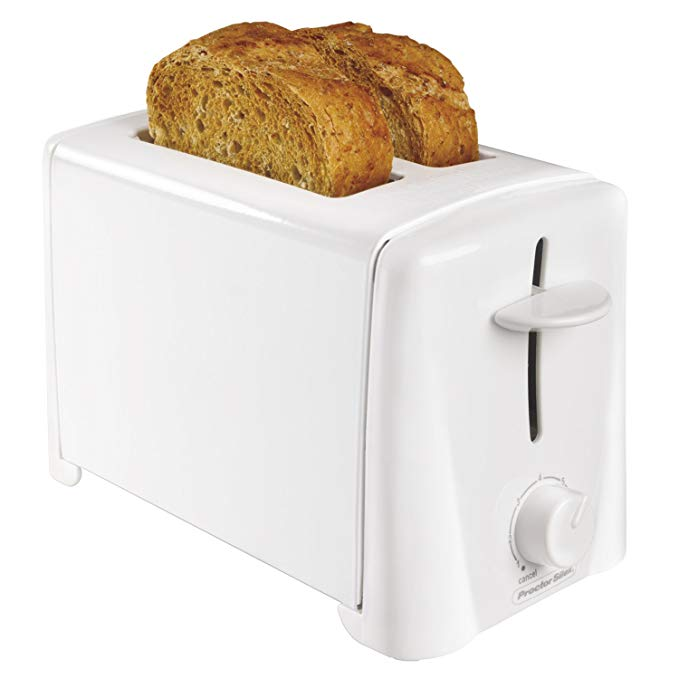 An image related to Proctor Silex 2-Slice Wide Slot Toaster