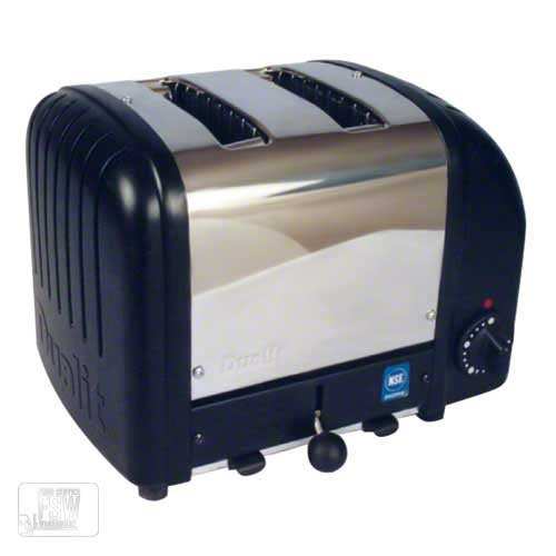 An image related to Dualit CBT-2B 2-Slice Wide Slot Toaster