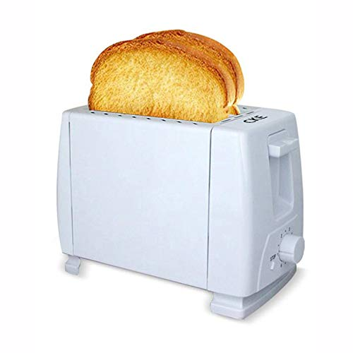 An image of CKE 750W White 6-Mode Toaster