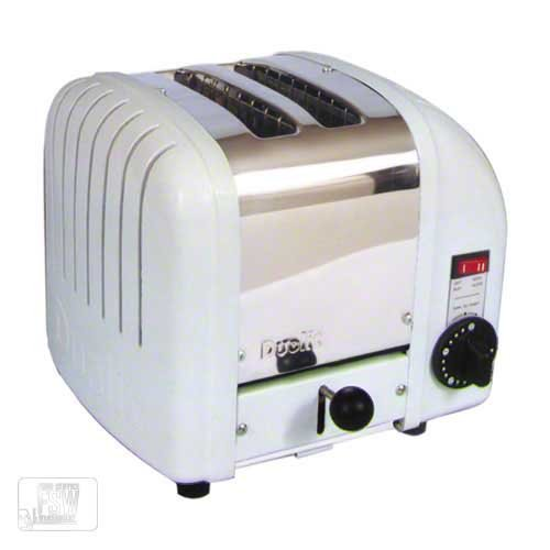 An image related to Dualit Stainless Steel 2-Slice Toaster