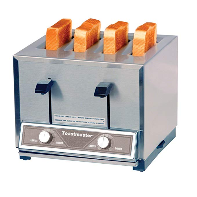 An image of Toastmaster TP4C09 Gray 9-Mode Toaster