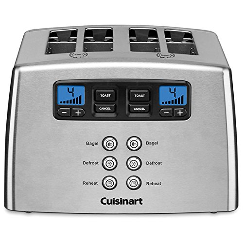 An image of Cuisinart CPT-440 Stainless Steel 4-Slice 7-Mode Toaster