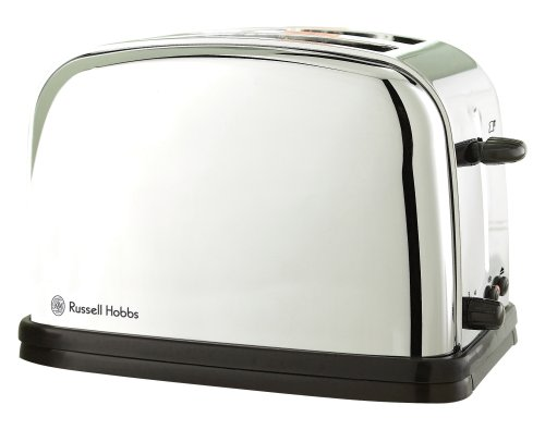 An image related to Russell Hobbs Stainless Steel 2-Slice Classic Toaster